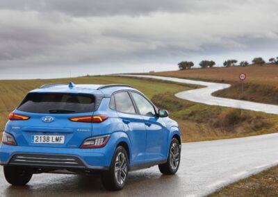 Hyundai Kona, un seductor en la carretera